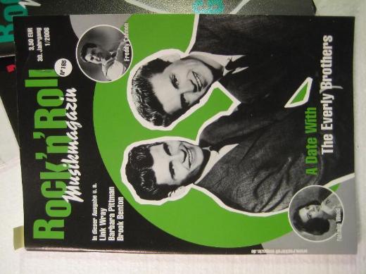 Rock'n'Roll-Musikmagazin aus Oldenburg - Bremen