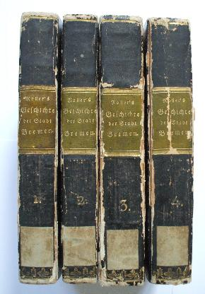 Geschichte Bremens 1799/1803, - Bremen