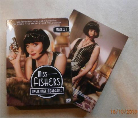 Miss Fisher Staffel 1 - Bremen