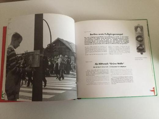 Das Buch vom Ampelmännchen -neuwertig- - Bremen
