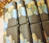 4 x St.Gartenmöbel Auflagen für Hochlehner Sessel Polster Kissen - Verden (Aller)