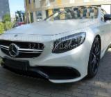 Mercedes-Benz S 63 AMG - Bremen
