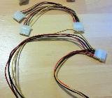 4 x Stück PC Interne Stromversorgung Kabelsplitter - Verden (Aller)