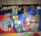 Murmelbahn marble Race Deluxe in OVP - Weyhe