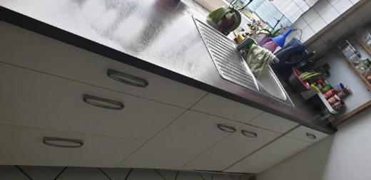 Küche 4,55 Länge - Wanna