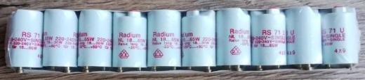 Radium Starter RS 71 U (neu / 18-65 W / Single) - Verden (Aller)