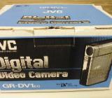 JVC GR-DV 1 E, Digital Video Kamera, Camcorder, mit Zubehörpaket - Oldenburg (Oldenburg)