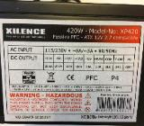 ATX-Netzteil XILENCE 420W Model XP420 2.2 compatible - Weyhe