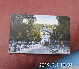 Histrische Ansichtskarte Karlsbad 1. WK - Bremen
