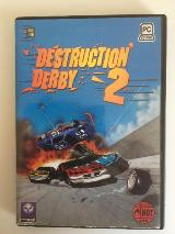 Destruction Derby 2 - PC Spiel