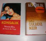 13 Bücher Unterhaltungs Literatur +16 VHS Kassetten - Ganderkesee