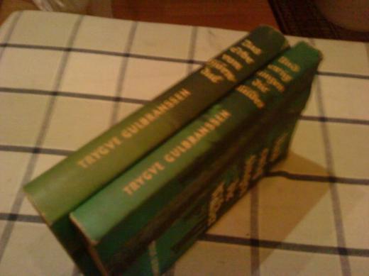 2 Bände Trygve Gulbranssen - Bremervörde