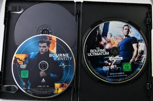 Die ultimative Bourne Collection (Blu-ray) - Emstek