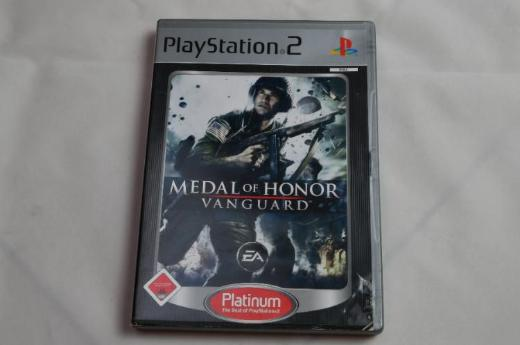 Medal of Honor: Vanguard (USK18) PS2 - Emstek