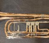 Cerveny Basstrompete Goldmessing, Mod. CTR 792, Neuware - Bremen Mitte