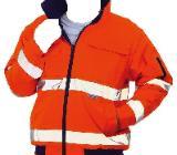 """Planam Warn-Schutz Piloten-Arbeits-Jacke orange in Grösse L """"NEU"""" - Verden (Aller)"""