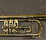 August Knopf Markneukirchen B - Konzert - Trompete inkl. Koffer - Bremen Mitte