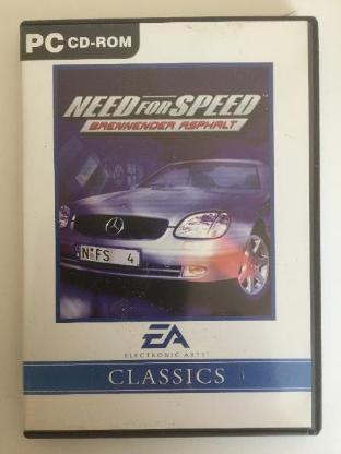Need For Speed - Brennender Asphalt PC Spiel [EA Classics] - Bremen