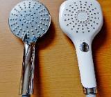 2 absolut neuwertige Dusch-/Brauseköpfe mit Norm-Anschluß u. mehreren Strahlarten! - Diepholz