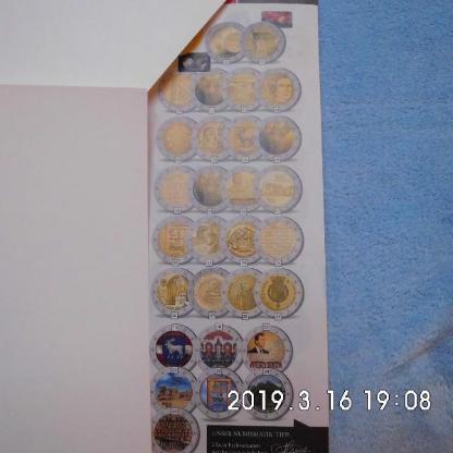 126. 2 Euro Sondermünzen Stempelglanz - Bremen