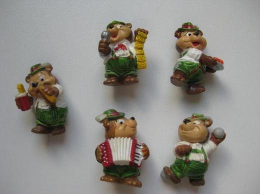 6 kleine Bayern - Bremen