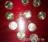 10 Stück 2 Euro Münzen aus Europa zirkuliert - Bremen