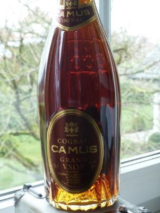 Camus Cognac Grand V.S.O.P. 0,7 Liter - Syke