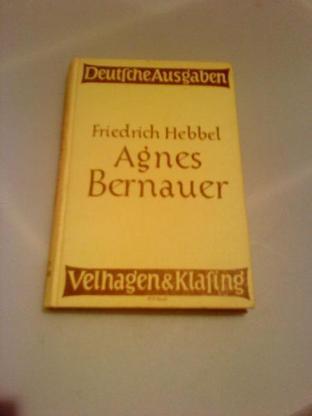 Agnes Bernauer - Bremervörde
