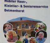 Mobile & familiäre Tierbetreuung Kleintiere sowie Tierhotel - Delmenhorst