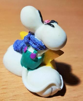 """Diddl Sammelfigur Nr.55 """" Maus mit Stern """" 3 cm hoch - Verden (Aller)"""