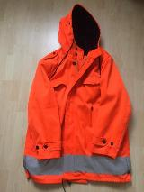 Hochwertige Premium Sicherheitsjacke / Warnschutzparka