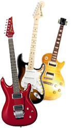 ROCK-Gitarre Lead-u.Rhythmusgitarre - Start Mo 10.Feb. 19.45h