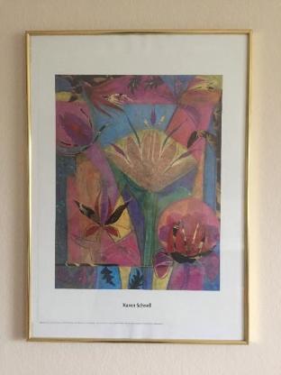 Karen Schnell aus der Verkerke Gallery - Kunstdruck in Museumsqualität - Bremen