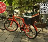 Neu: Fietsklik klappbarer Fahrradkorb & Fahrradklicker Adapterstation für den Gepäckträger im Set VERSANDFREI zu verkaufen - Oldenburg (Oldenburg)