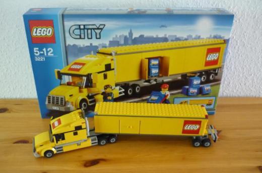 "Lego City 3221 ""Truck"""