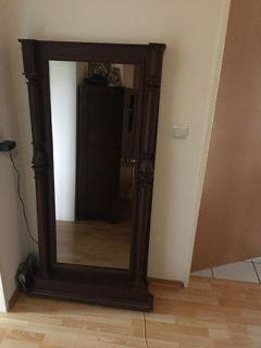 Spiegel im Kolonialstil aus Massivholz - Hagen im Bremischen