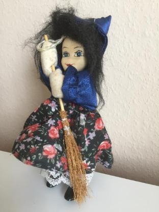 Puppe / Hexe -Sammlerstück- - Bremen