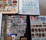 Briefmarken Sammlung.... - Essen (Oldenburg)