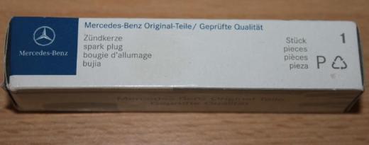 Original Mercedes Benz Zündkerze Neu! Art. A004159180326 - Verden (Aller)