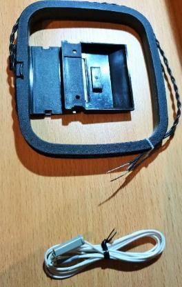 AM FM Loop Antenne + Wurfantenne ( NEU ) - Verden (Aller)
