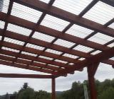 Sollux Lichtplatten - Terrassendach - Carportdach - bruchfest! - Zeven