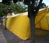 Zelt 6 mal 16 Meter - Bremen