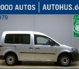 Volkswagen Caddy 1.6 TDI Navi Klima Radio Regal - Zeven