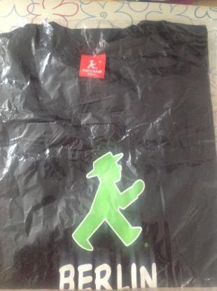 Ampelmann T-Shirt - Bremen