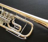 Deutsche C - Konzert - Trompete, Goldmessing + Tonausgleich - Bremen Mitte