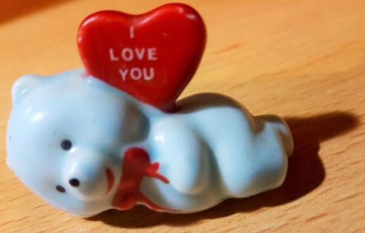 8 x Markenlose Sammler-Setzkasten Miniaturen aus Porzellan & Keramik - Verden (Aller)