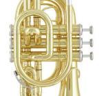 Jupiter B - Taschentrompete, Mod. JTP 516-L inkl. Koffer Neuware - Bremen Mitte