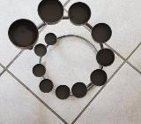Teelicht  Kerzenständer spiralförmig - Weyhe