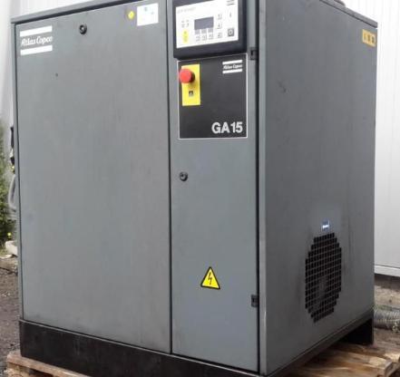 VERMIETUNG, Kompressor 15KW, 13m³/h; 9,8Bar - Delmenhorst