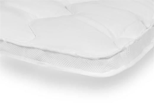 Matratzenauflage 90x200 3D AIR Hotel Mattress Topper White ReVyt - Friesoythe